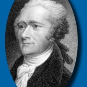Alexander Hamilton, portrait