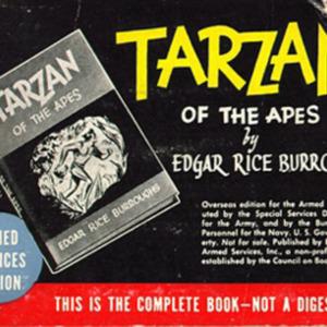 Burroughs, Edgar Rice. Tarzan of the Apes