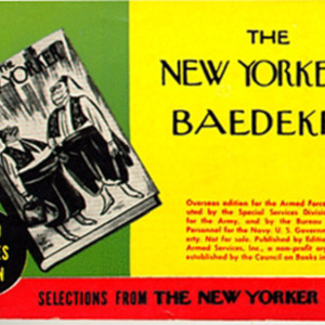 The New Yorker's Baedeker