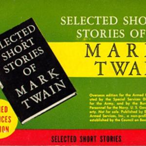 Mark Twain. Selected Stories of Mark Twain