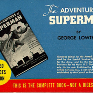 George Lowther. The Adventures of Superman