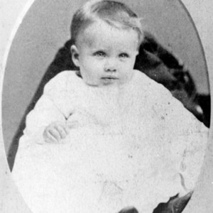 Robert Lee Frost at six months