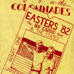 The final Easters T-shirt. 1982.