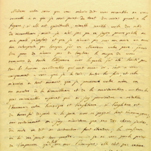 Angelica Church Archive. From Talleyrand. May 11, 1794, p.2
