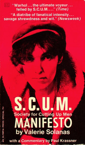 S.C.U.M.: Society for Cutting Up Men