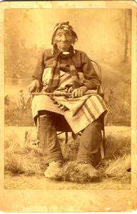 Photographs of Sioux Indians