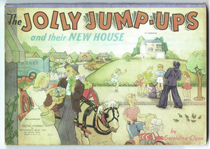 The Jolly Jump-Ups and Their New House