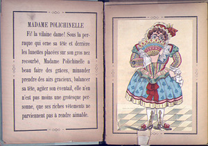 Delcourt, Pierre. Les Amis de Polichinelle. Paris: A. Capendu, [1890s].&lt;br /&gt;<br />