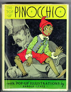 "he ""Pop-Up"" Pinocchio"