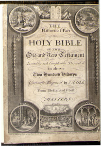The Holy Bible, Oxford: Printed by John Baskett