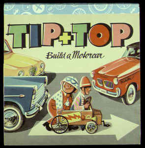 Tip and Top Build a Motorcar