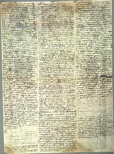 Manuscript collection of Aztec (Nahuatl)