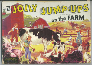 The Jolly Jump-Ups on the Farm