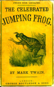 The Celebrated Jumping Frog of Calaveras County