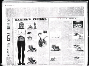 New York Daily Tribune. New York: March 2, 1843.