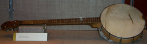 Fairbanks Whyte Laydie No. 7 Banjo, replica