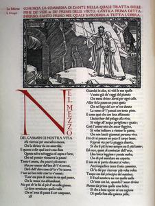 The Ashendene Dante