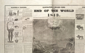 Illustrations of Miller's Views of the end of the world in 1843