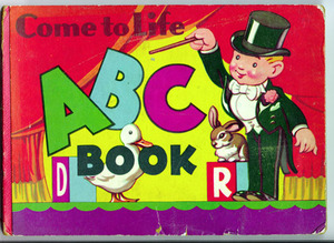 Come to Life ABC Book