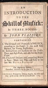 Skill of Musick
