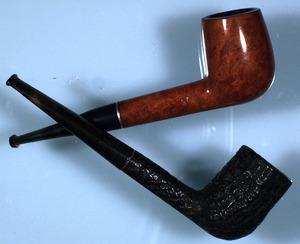 Faulkner's pipe