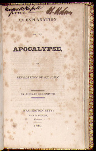 An Explanation of the Apocalypse