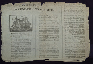 A New Song, Called The Endymion's Triumph