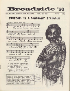 Freedom Is a Constant Stuggle