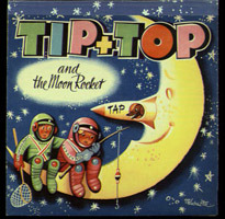 Tip and Top and the Moon Rocket