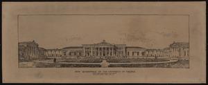 """New Quadrangle of the University of Virginia"""