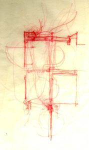 Sketch for Campbell Hall South Addition&lt;br /&gt;<br />