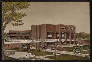 Ruffner Hall, 1970-1973