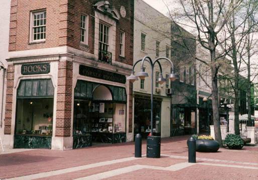 Williams Corner Bookstore