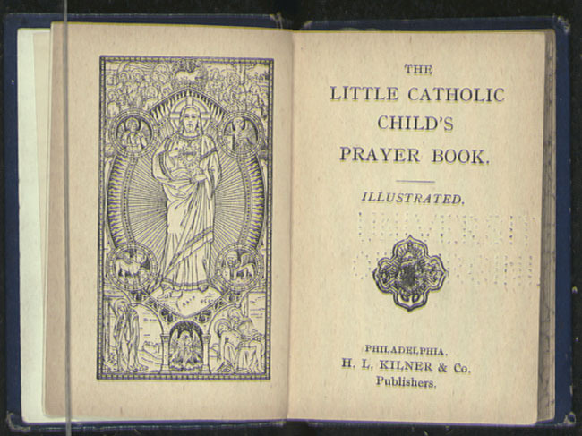 Little Catholic Child's Prayer Book