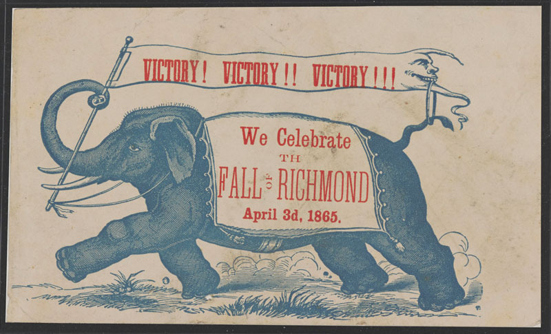 Victory! Victory!! Victory!!! ... 1865.&lt;br /&gt;<br />