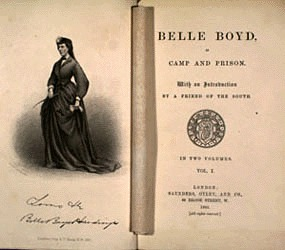 Belle Boyd, in Camp and Prison