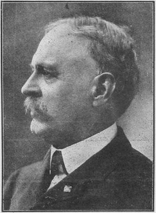 Photograph of Micajah Woods, ca. 1903.