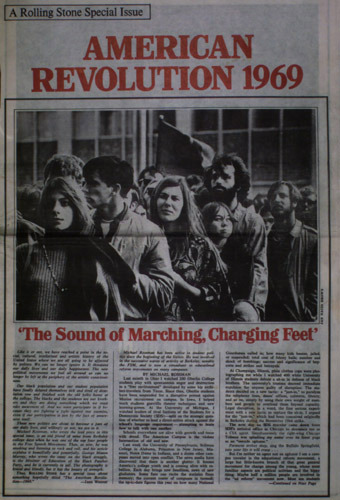 American Revolution 1969