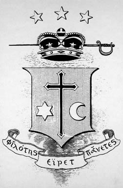 Jewish Fraternities. Phi Epsilon Pi, 1