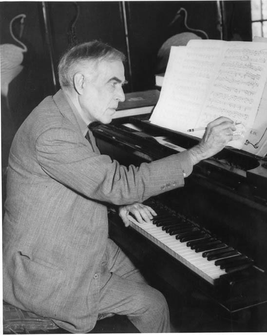 Photograph of John Powell. No Date.