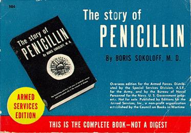 Boris Sokoloff. The Story of Penicillin