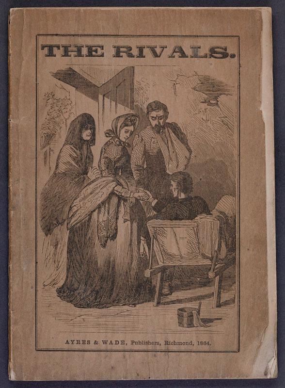 M. J. Haw, The rivals: a Chickahominy story. Richmond, Va.: Ayres & Wade, 1864.