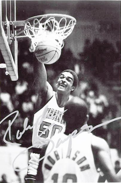 Photograph of Ralph Sampson. No date.