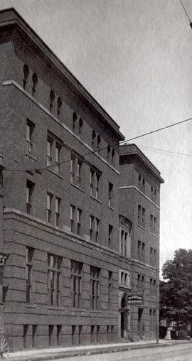 McGregor Mission building, Detroit. Courtesy McGregor Fund