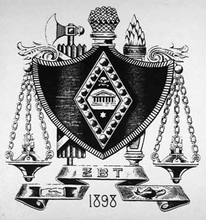 Jewish Fraternities. Zeta Beta Tau