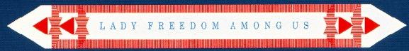 Rita Dove. Lady Freedom Among Us. Spine.