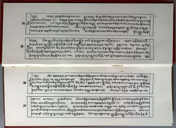 A Collection of Kagyu-pa Texts on Naropa's Six Yogas