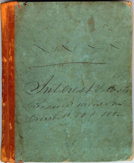 Free black register, 1861