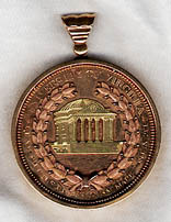 Medal. Washington Society. 1888-89.