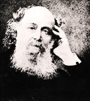 James Joseph Sylvester, portrait